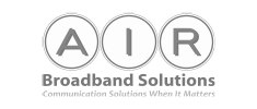 Airradio Broadband Webseite